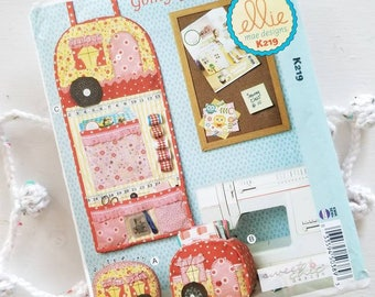 Going Glamping Sewing Pattern -Paper Pattern - Ellie Mae Designs