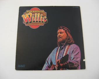 Willie Nelson - The Best of Willie Nelson - Circa 1982