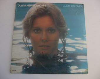 NEW! Factory Sealed!  Olivia Newton John - Come On Over - Circa 1976