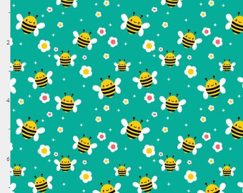 Bees | Minky |  Menstrual, postpartum, incontinence Pads, Pampered Shop