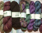Mega Destash Yarn Sale!!! Box of Handspun Yarn. Lots of Yarn. #2