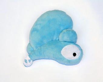 Papillule blue blanket
