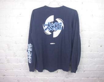 And1 Korean 90s long sleeve basketball shirt vintage and one and 1