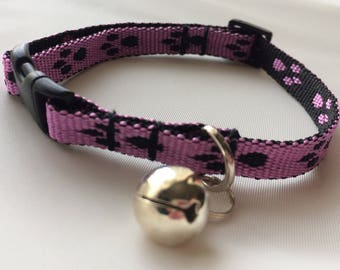 Paws Design Breakaway Cat Collar