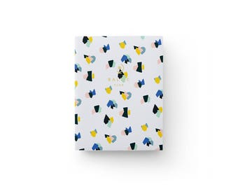 """Pocket Notebook Candy – Binding Smyth-Sewn – 5,75"""" x 8"""" – Blank pages"""