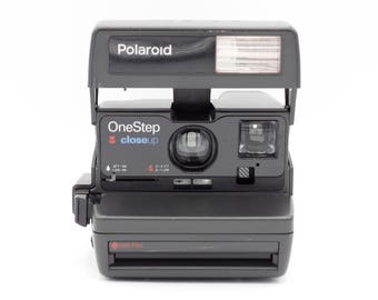 Polaroid Camera // OneStep CloseUp // Film Tested & Working