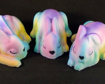 Bath Bomb ~ Sleepy Bunnies