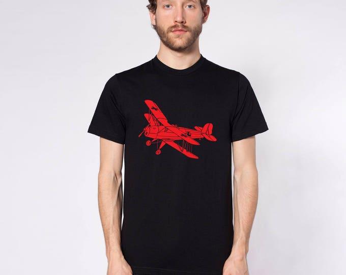 """KillerBeeMoto: Bücker Bü 131 """"Jungmann"""" Trainer Fighter Plane Short Or Long Sleeve T-Shirt"""