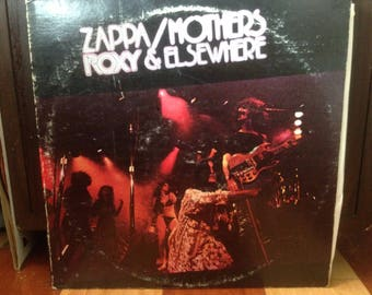 Frank Zappa And The Mothers Of Invention - Roxy & Elsewhere - Vinyl