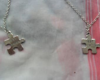 Sale on 2 Best friends Necklaces and Bracelets for special friends