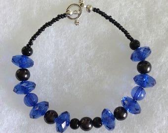 Bracelet 021 - Deep Blue Sea