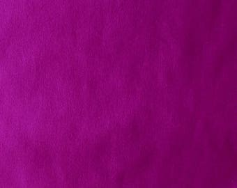 Fabric - Ponte roma jersey fabric -  magenta - knit fabric.