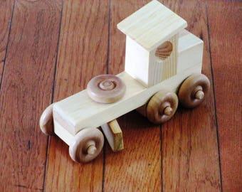 Wooden Road Grader