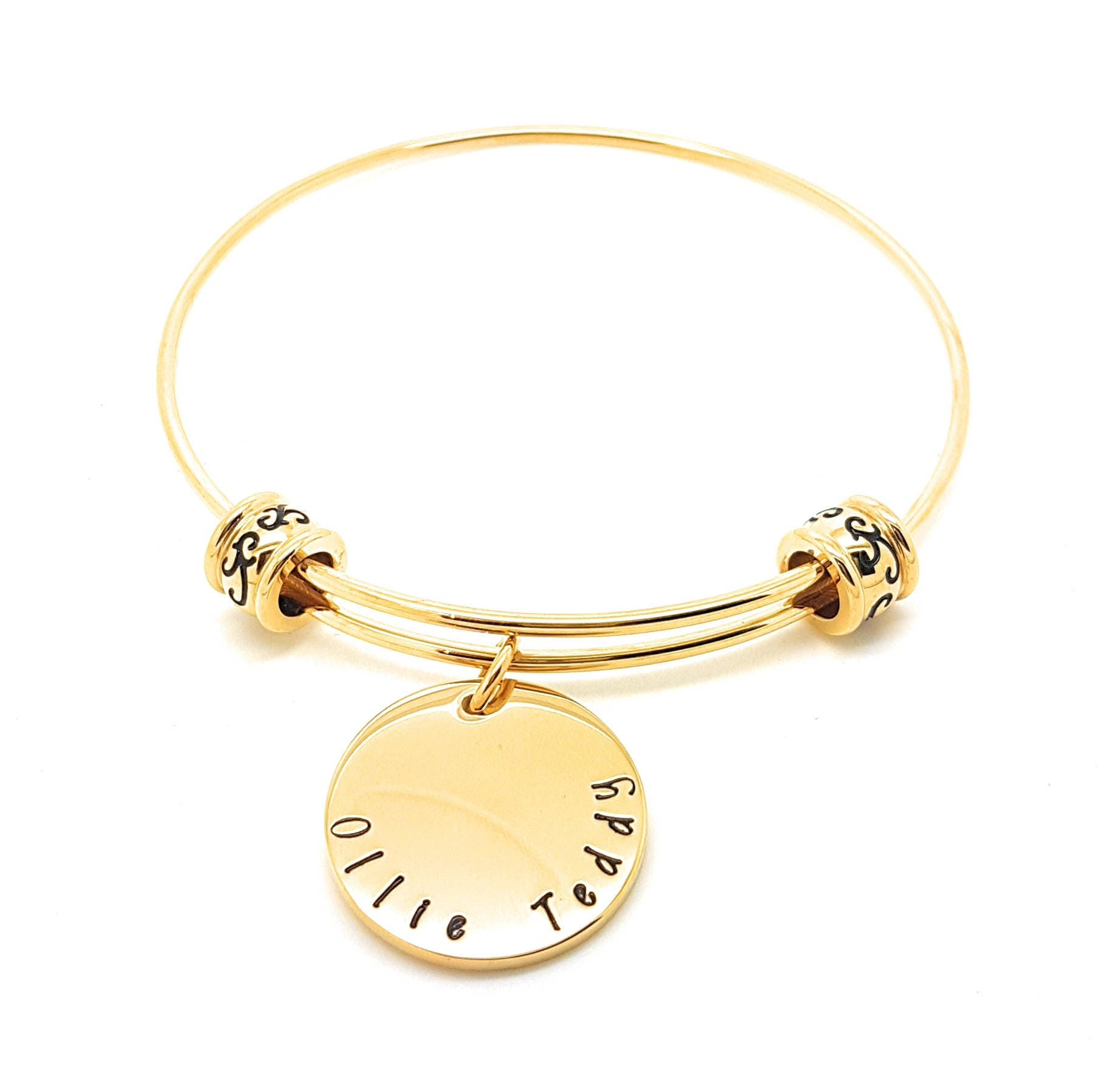 Personalised Jewellery Personalised Braclet Charm Bracelet
