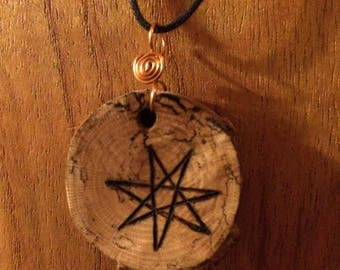 Faerie Star Necklace