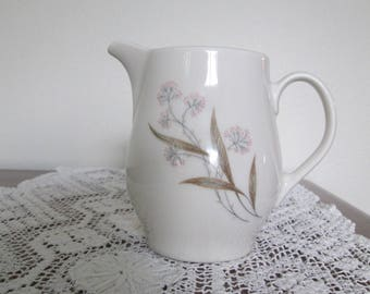 Syracuse Carefree True China Windswept Creamer  #17187