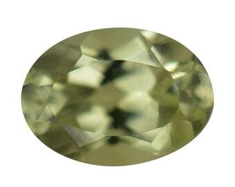 Chrysoberyl Loose Gemstone Oval Cut 1A Quality 7x5mm TGW 0.80 cts.
