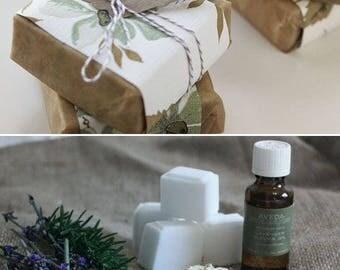 Krisztina's handmade organic soap