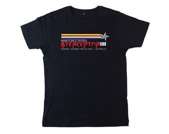 Mad Max: Interceptor 508 Mens Fit T-shirt