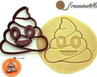 Poop Emoji Cookie Cutter/ Multi-Size