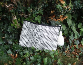 Large zippered pocket Terry