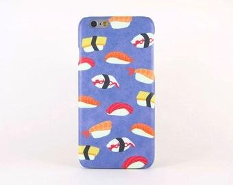 Nigiri sushi iPhone 7 case, iPhone 7 Plus case, iPhone 6 case, iPhone 6 Plus case, iPhone SE case, iPhone 5 case