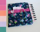 Planner Pouch, Planner Accessory, for use with BIG Happy Planner Cover, Limelife Planner, Plum Paper Planner, Classic Passion Planner Bag