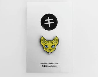 Sphynx Pin