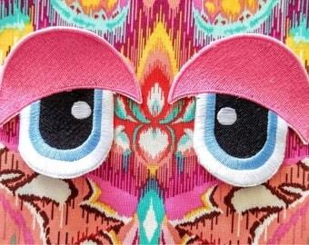 Whimsy Woo Eye 2