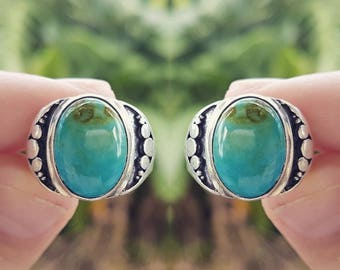 Turquoise Bubbles Ring