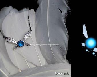 Navi handmade sterling silver necklace FOR SALE