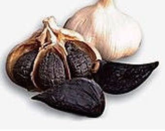Black Garlic - Certified Organic - From South Korea