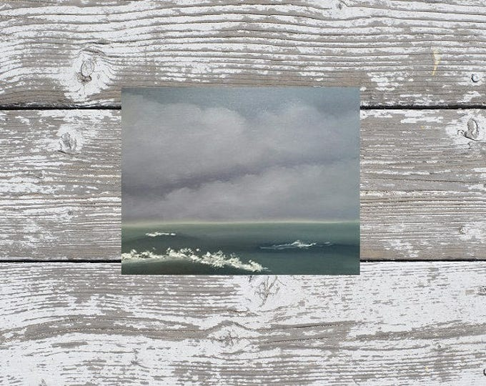 Salt Air - Oil Painting