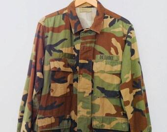 Detroit Army Jacket