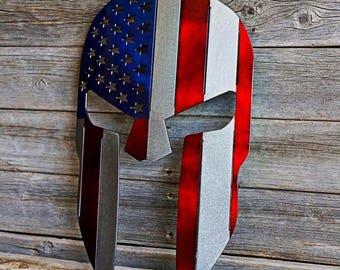 """18"""" Patriotic Spartan"""