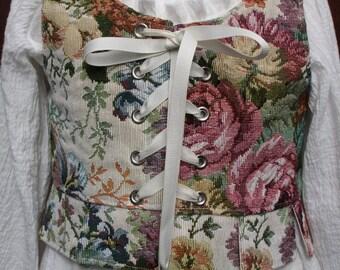 Little Girl's Tapestry Bodice Size 5