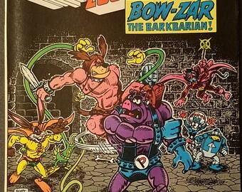 Captain Carrot #7 (1982) Comic Book