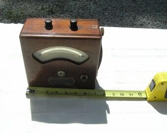 1920's Weston A.C. Voltmeter Model 155