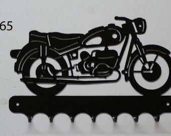 Hangs 26 cm motorcycle BMW R69 metal keys