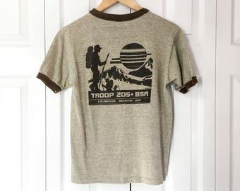 Vtg T-shirt Boy Scouts