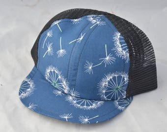 Dandelion Baby Trucker Hat