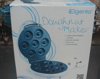 Elgento Doughnut Maker