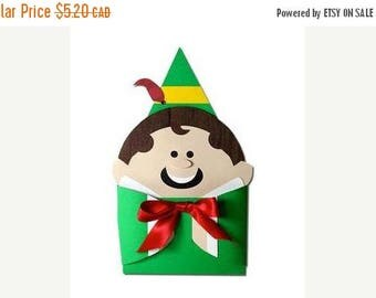 SALE Christmas In July Elf Gift Card Keeper , Kids , Adults , Christmas , holidays , Winter