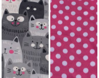 Fleece Cat Blanket (C100)