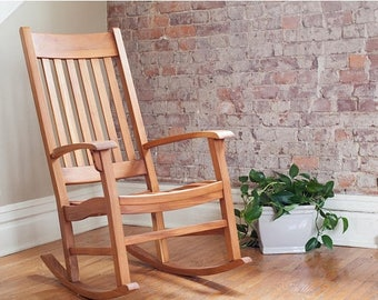 Rocking Chair, Rocking Chairs, Outdoor Wood Furniture, Patio Wood Furniture,  Wood Deck