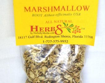 Marshmallow Root - 2.4 ounces.   (Althea officinalis)