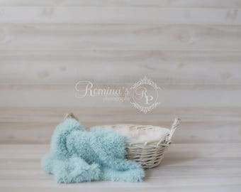 Digital Backdrop, Newborn Digital Prop/Cream Basket/blue fur/boy/girl neautral soft creamy Basket & Backdrop/DIGITAL ITEM