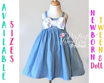 Cinderella Dress | Cinderella Birthday Party | Cinderella | Girls Cinderella Dress | Toddler Cinderella Dress | Princess Dress | Birthday