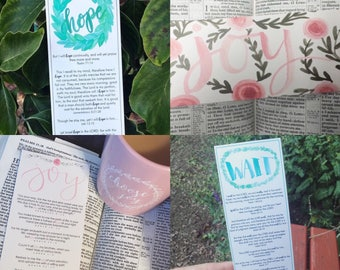 Bible Bookmark Bundle