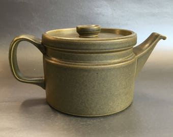 Wedgwood Greenwood 5 Cup Teapot England MINT